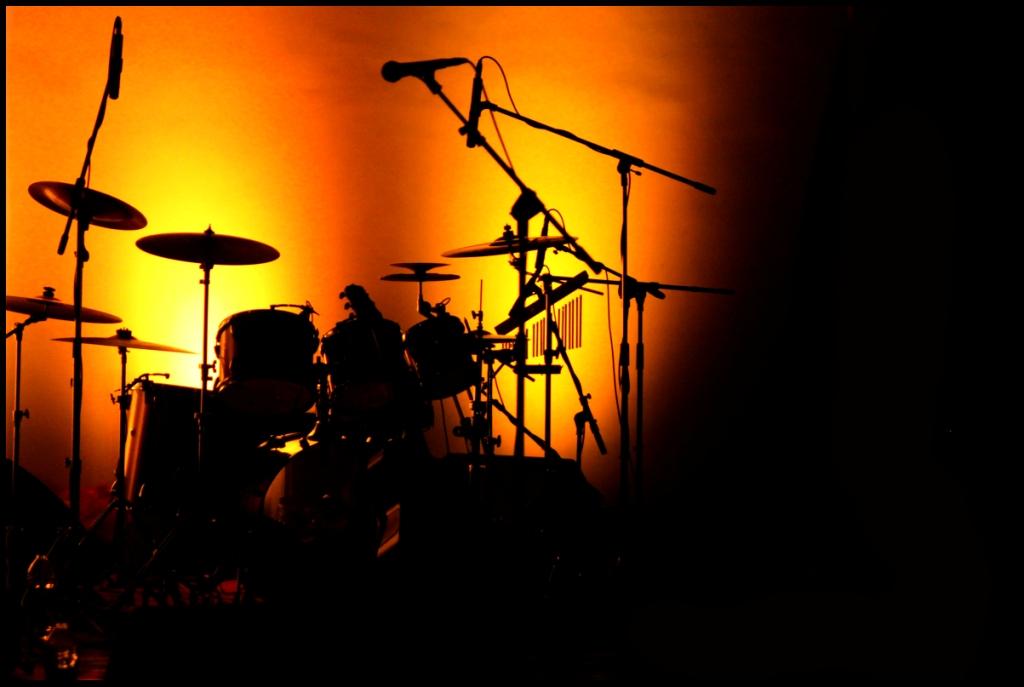 Musical Setup…