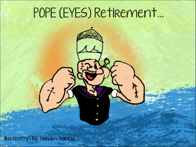 Pope Eyes Retirement