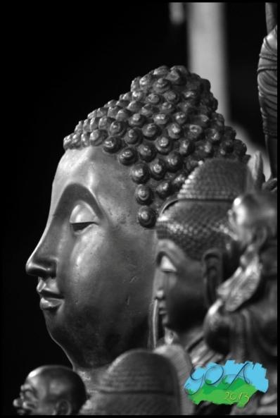 Buddha Moment!