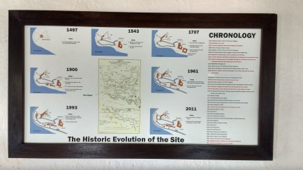 Restoration History of Reis Magos