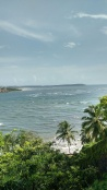 Sea and Fort - Ahh, thats goa for you!