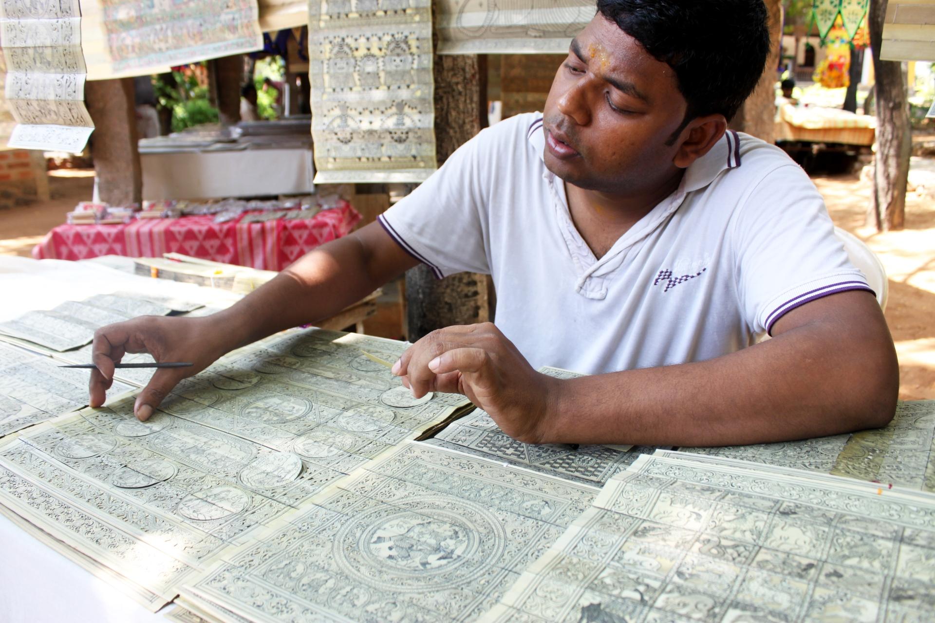 Master Craftsman : Prafullakumar Maharana